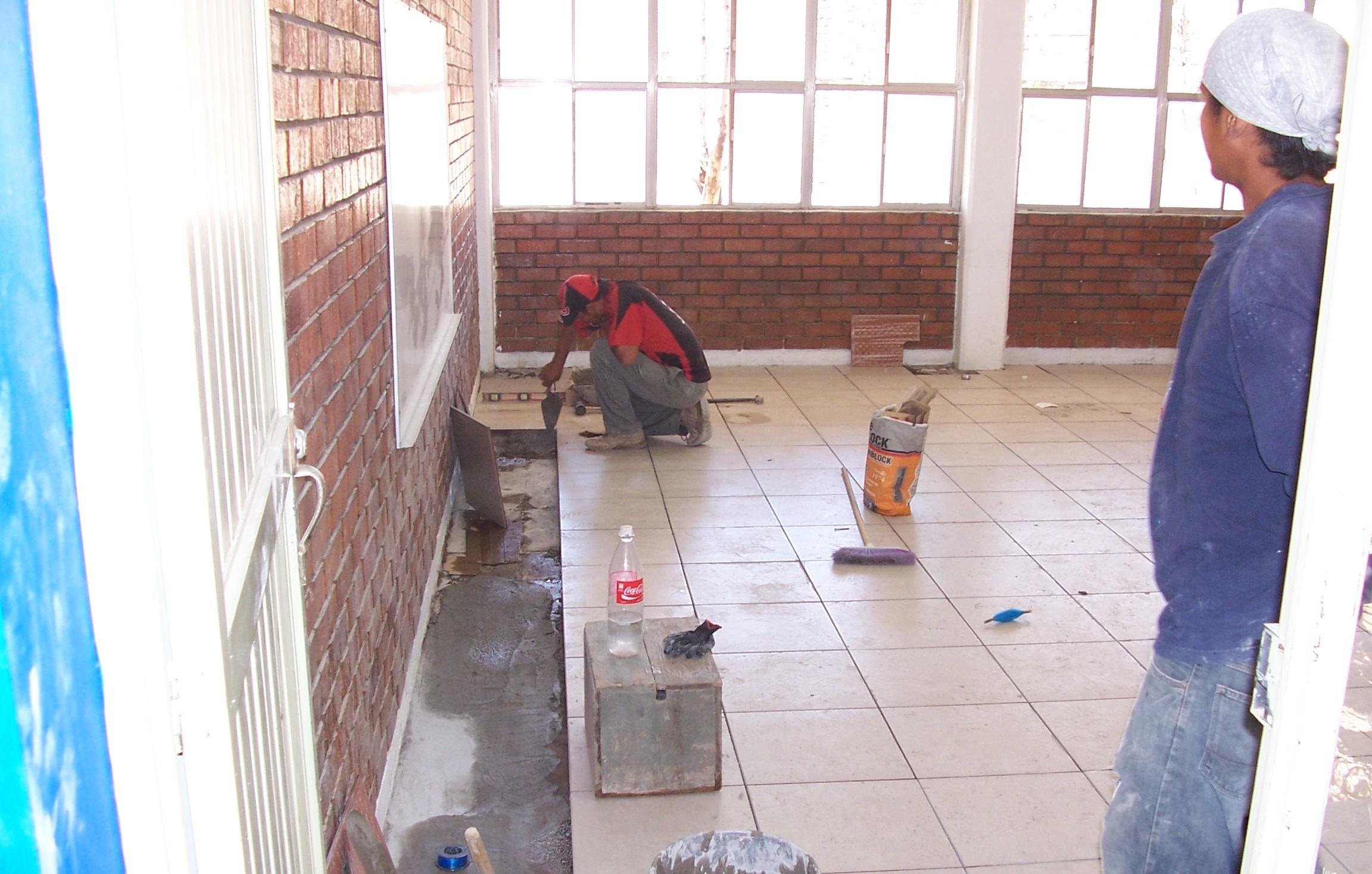 Remodelacion de Aulas